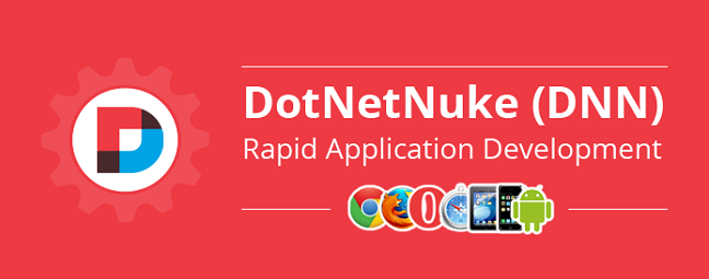 DNN Rapid Application Development
