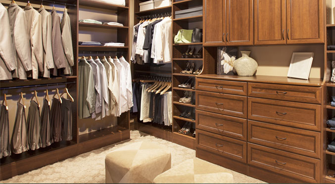 Closet Design For Bedroom